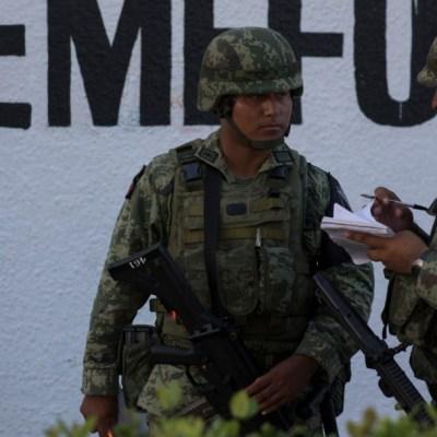 Mil 200 elementos del Ejército y GN llegan a Guanajuato; 700 van a Celaya