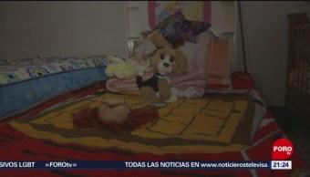 Foto: Dulce Niña 11 Años Denuncia Violación Tío 21 Agosto 2019