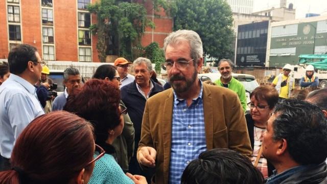 Imagen: Pedro Sosa Alvaréz en un evento el mes pasado, 2 de agosto de 2019, (INVI, archivo)