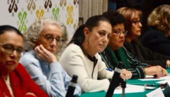 Foto: Sheinbaum prometió que ningún caso quedará en la impunidad, 11 de agosto de 2019 (Twitter @ClaudiaShein)