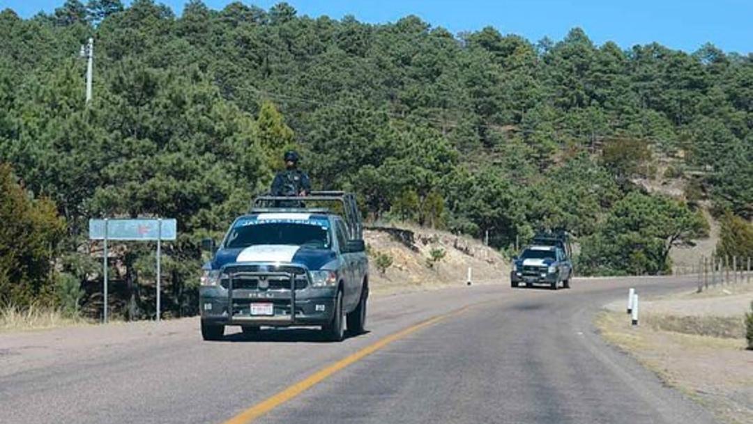Foto La Fiscalía de Chihuahua implementó un operativo para buscar a los presuntos agresores en poblaciones cercanas, 16 de agosto de 2019 (Twitter @ChihuahuaNot)
