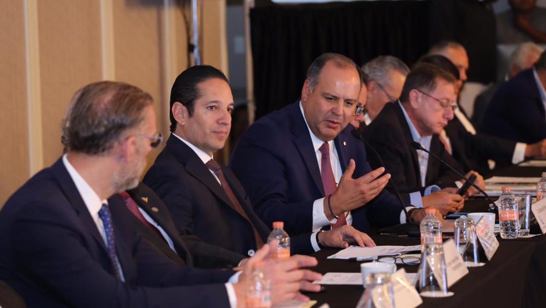 Foto: La Coparmex calificó como afortunada y oportuna la decisión del Banco de México, 15 de agosto de 2019 (Twitter @Coparmex)