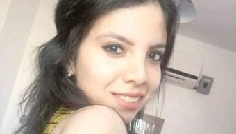 Foto: El cuerpo de Silvia Jazmín fue encontrado en un basurero clandestino,17 de agosto de 2019 (Twitter, archivo)