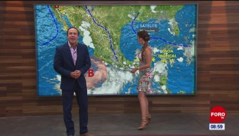 El clima en Expreso del 21 de agosto del 2019
