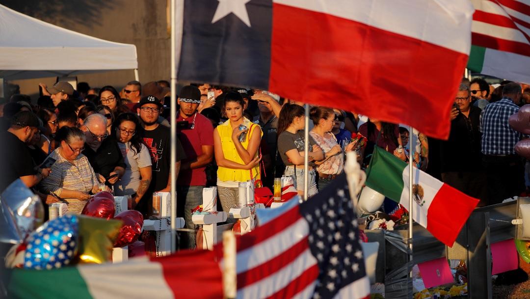 Tiroteo en El Paso, Texas: Poco a poco, habitantes buscan retomar actividades