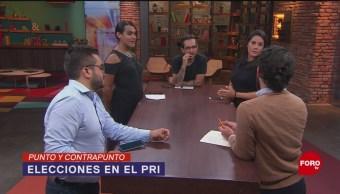 Foto: El PRI Eleccion Nuevo Presidente 12 Agosto 2019