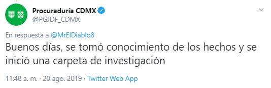 Foto Encuentran a colombiana muerta dentro de departamento en colonia Granada 20 agosto 2019