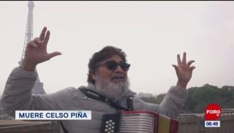 #EspectáculosenExpreso: Muere Celso Piña