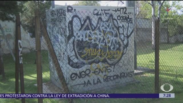 Estaciones del Cenapred han sido vandalizadas