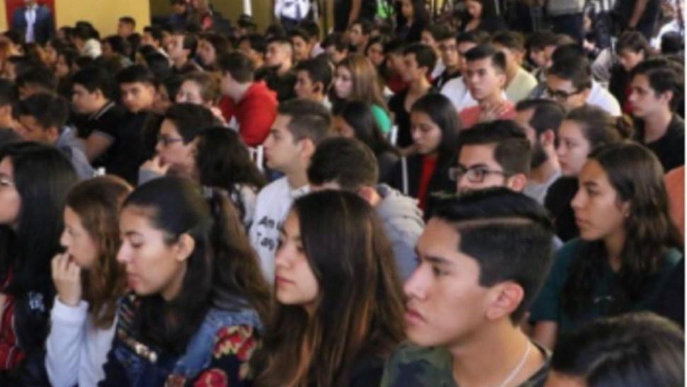 Estudiantes Senderos Seguros, 15 de agosto de 2019 Ciudad de México