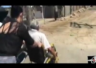 Familiares rescatan a ancianitos de asilo en Tijuana