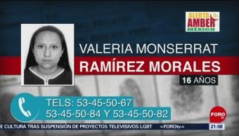 Foto: Familiares Valeria Monserrat Desaparecida Milpa Alta 21 Agosto 2019