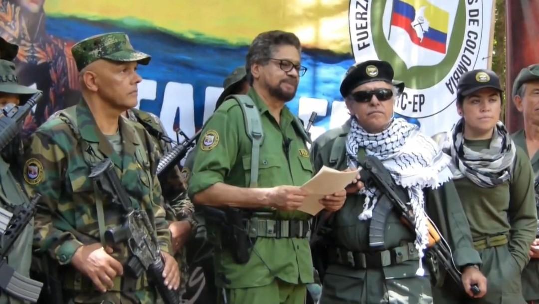 Iván Márquez, de las FARC, anuncia que retoma las armas – Noticieros  Televisa
