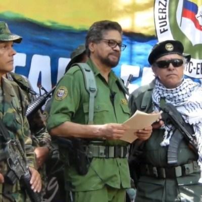 'Iván Marquez', exnúmero dos de las FARC, anuncia que retoman las armas