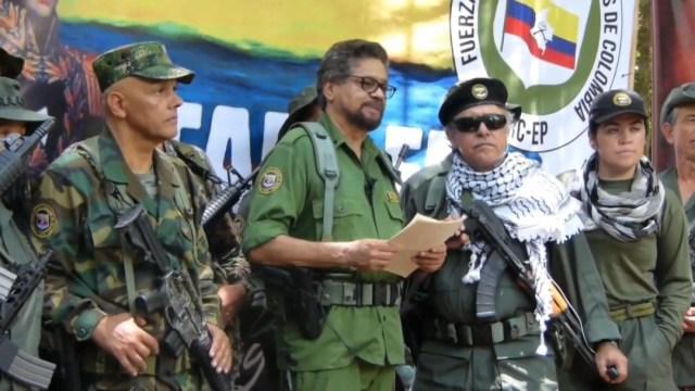 Foto: Ivan Márquez, exnúmero dos de las FARC, 29 de agosto de 2019, Colombia