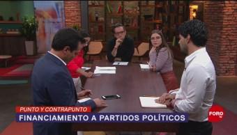 Foto: Financiamiento Partidos Políticos Presupuesto 2020 15 Agosto 2019