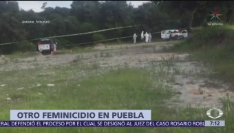 Fiscalía de Puebla investiga feminicidio de Judith Abigail