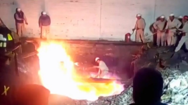 Foto;: Flamazo en toma clandestina en alcaldía Iztacalco, 25 de agosto de 2019, Ciudad de México