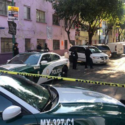 Balacera deja un muerto y un lesionado en la colonia Guerrero, CDMX