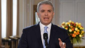 Foto: Iván Duque, presidente de Colombia. Reuters