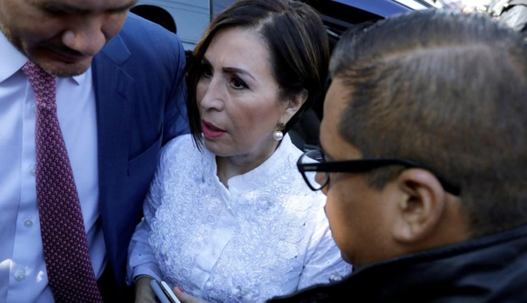 Rosario Robles, exsecretaria de Desarrollo Agrario, Territorial y Urbano de México. Reuters