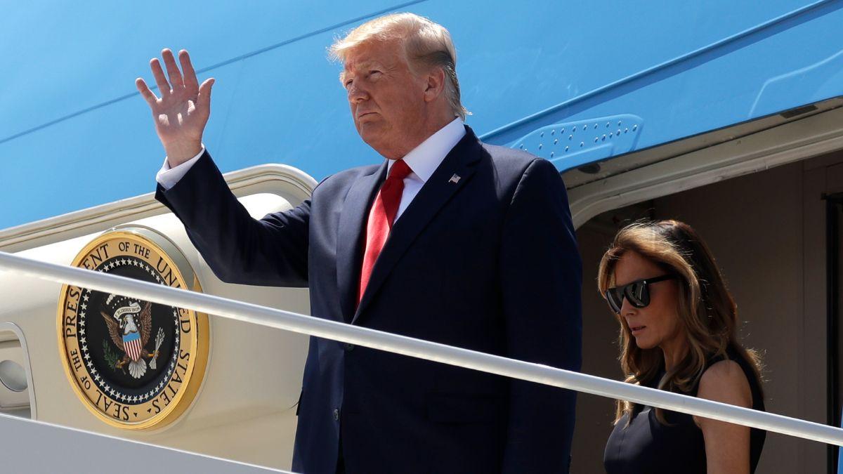 Foto: Donald Trump, presidente de Estados Unidos. El 7 de agosto de 2019. AP
