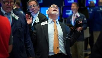 Foto: Sesión en la Bolsa de Nueva York. Getty Images
