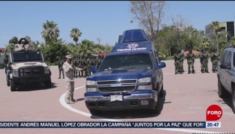 Foto: Fuerzas Federales Refuerzan Vigilancia Zonas Serranas Sonora 2 Agosto 2019