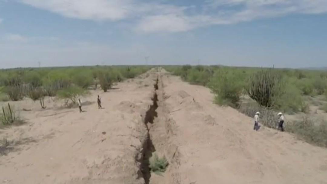 Se niega comunidad Yaqui a construcción de gasoductos en Sonora