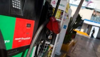 Foto: Gasolina Premium, 3 de enero de 2017, Ciudad de México