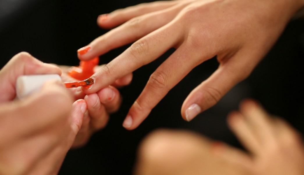 manicure uñas