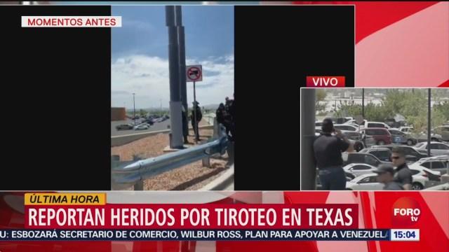 FOTO: Gobernador Greg Abbot lamenta tiroteo en El Paso, Texas, 3 AGOSTO 2019