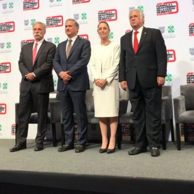Habrá Gran Premio de la Ciudad de México por tres años en Fórmula 1