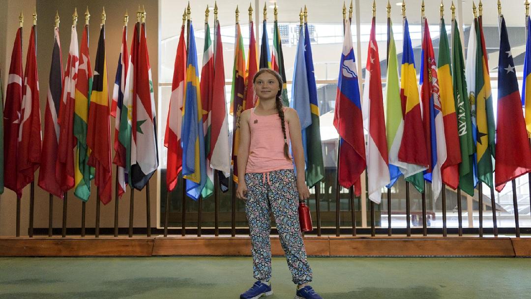 Greta Thunberg podría visitar México