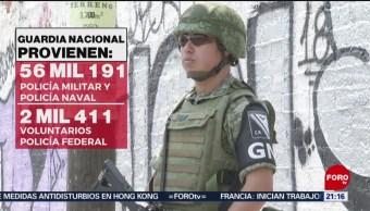 Foto: Guardia Nacional México 13 Agosto 2019