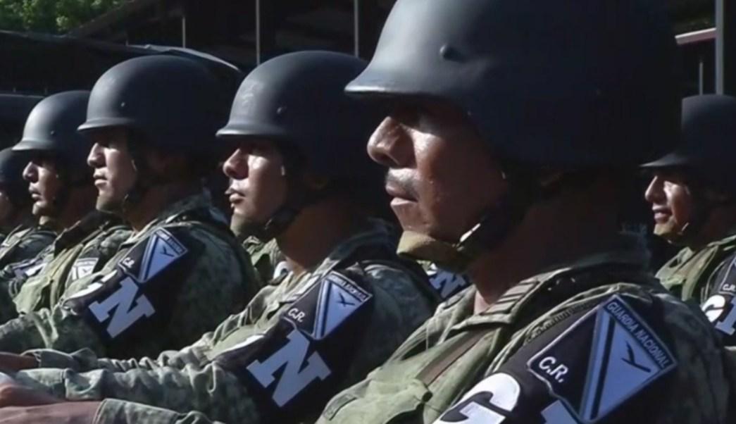 FOTO Guardia Nacional tendrá instalaciones en todo México, confirma AMLO (Noticieros Televisa)