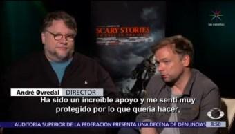 """Guillermo del Toro regresa al cine con """"Historias de Miedo para contar en la Oscuridad"""""""