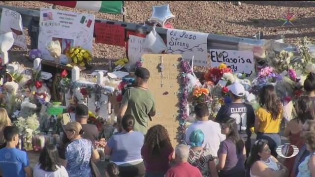Foto: Habitantes El Paso Reaccionan Visita Trump 6 Agosto 2019