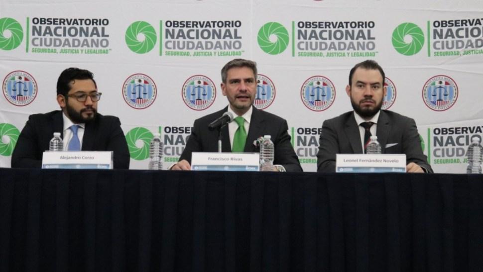 FOTO Homicidio repunta en CDMX, en primer semestre de 2019 (Twitter @ObsNalCiudadano)