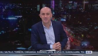 Foto: Hora 21 Con Julio Patán Programa Completo 22 Agosto 2019