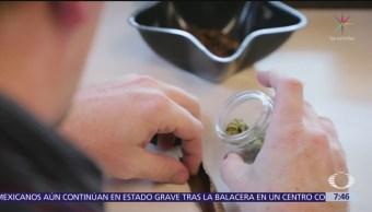 Iglesia en Estados Unidos venera a la marihuana