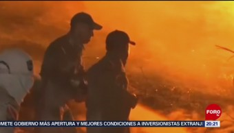 Foto: Incendio Amazonia, Brasil 21 Agosto 2019