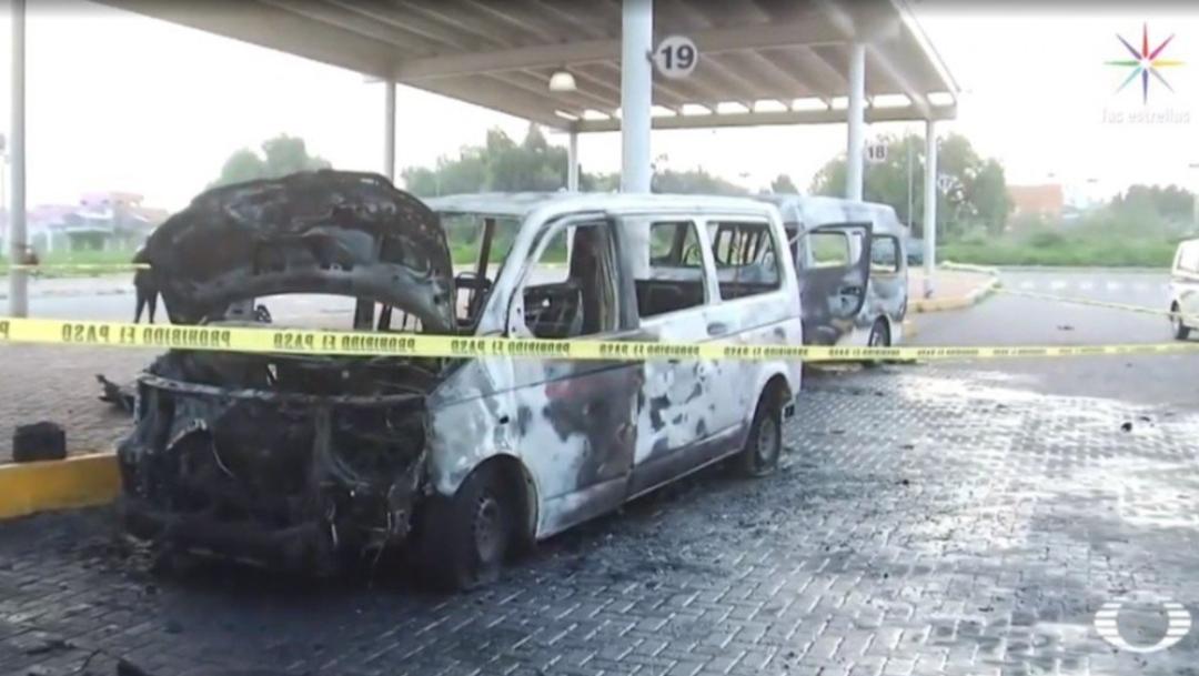 Imagen: Los choferes aseguran que ha bajado el número de usuarios, 3 de agosto de 2019 (Noticieros Televisa)