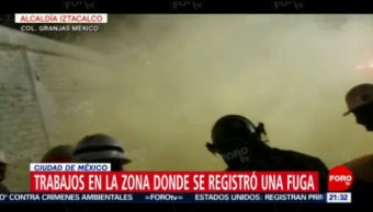 FOTO: Instalarán albergue para personas afectadas por toma clandestina en Iztacalco, 24 Agosto 2019