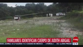 FOTO: Investigan feminicidio de Judith Abigail en Puebla, 17 Agosto 2019