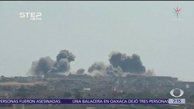 Israel ataca a Siria y a Líbano