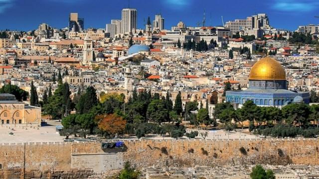 Foto: Jerusalén. 13 agosto 2019