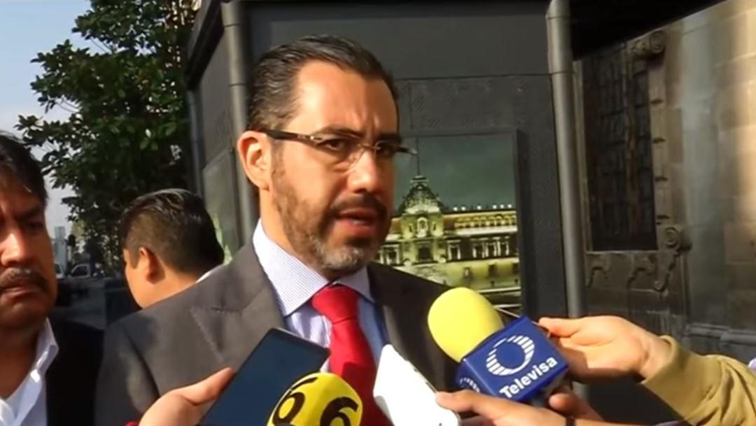 Imagen: El secretario de Seguridad Ciudadana de la Ciudad de México, Jesús Orta Martínez, el 17 de agosto de 2019 (Noticieros Televisa, archivo)