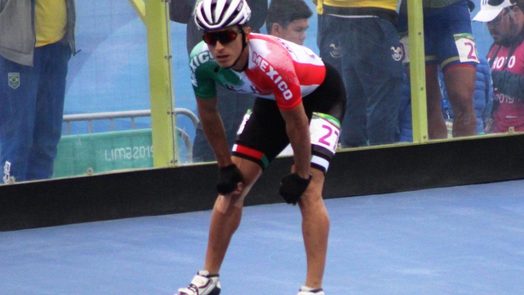 FOTO México rompe récord, suma 100 medallas en Juegos Panamericanos Lima 2019; en la imagen , Jorge Luis Martínez (Conade)