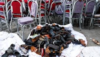 Atentado deja 63 muertos y 182 heridos en una boda en Kabul